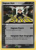 Gagnam Style