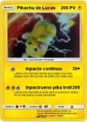 Pikachu de
