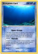 Ecosystem Card