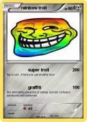 rainbow troll 0