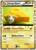 Cheesey Mouse