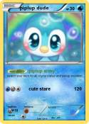 piplup dude