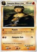 Gangsta Mona