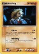 Elijah Harding