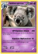 random epicson