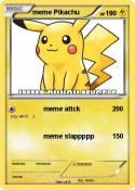 meme Pikachu