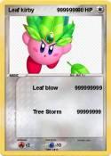 Leaf kirby