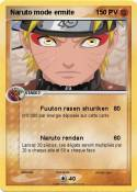 Naruto mode