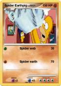 Spider Earthpig