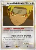 Naruto(Mode