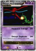 Deoxys and