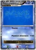 Thorny plankton