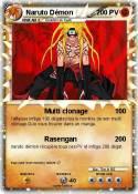 Naruto Démon