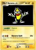 PBJT Banana