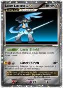 Laser Lucario