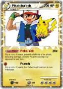 Pikatchu/ash