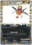 KILLER FOOD ^_^