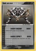 dark arceus 9