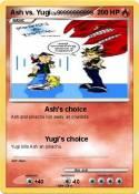 Ash vs. Yugi