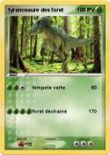 tyranosaure des