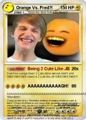 Orange Vs.