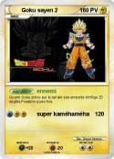 Goku sayen 2