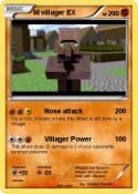 M villager EX