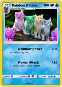 Rainbow Kittens
