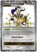 Arceus (Divine