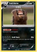 Troll Horse