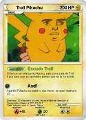 Troll Pikachu