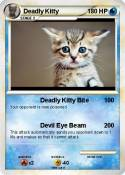 Deadly Kitty