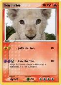 lion minion