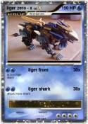 liger zero - x