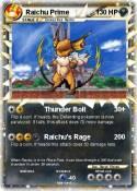 Raichu Prime