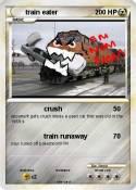 train eater