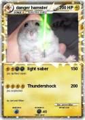 danger hamster