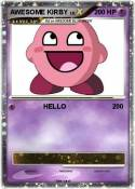AWESOME KIRBY