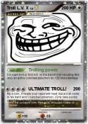Troll L.V. X