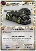 porshe monster