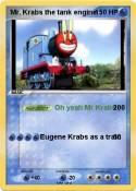 Mr. Krabs the