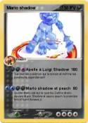 Mario shadow