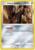 Thanos Sword