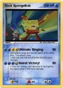 Rock SpongeBob