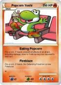 Popcorn Yoshi