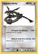rayquaza shiney