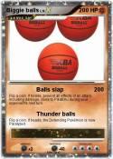 Biggie balls