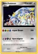 Rare Pokémon
