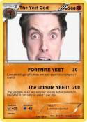 The Yeet God