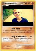Pokemon GO kid